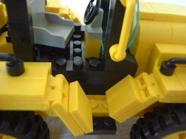 best lock lego instructions