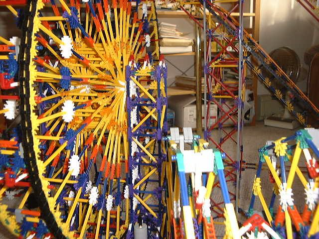 My Knex Amusement Park