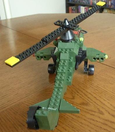Set 9708 - Air Striker